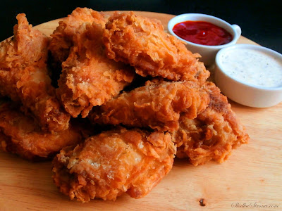 hot wings kfc