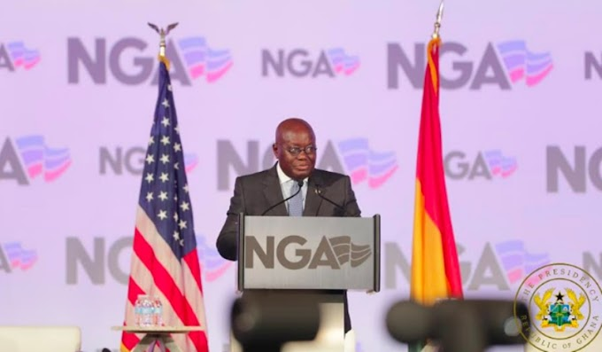 President Akufo-Addo Attends SDGs Event In The United States Of America