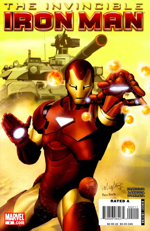 The Invincible Iron Man - Người Sắt Vô Địch