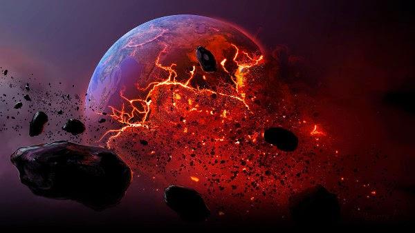 Bumi hancur, 7000 tahun, 1500 hijriah