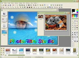 برنامج PhotoFiltre 2020 لتعديل الصور