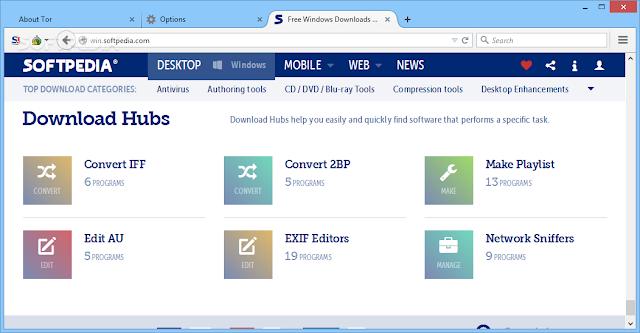 تحميل متصفح تغيير الاي بي للكمبيوتر Tor Browser 6.0 مجانا