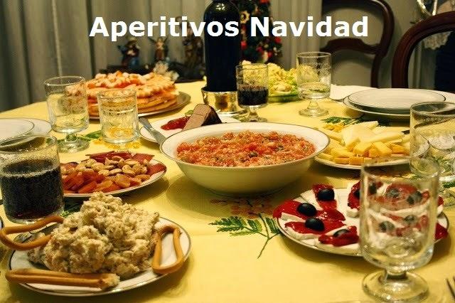 Recetas de aperitivos para triunfar en navidad 2 las maria cocinillas - Entremeses y aperitivos ...