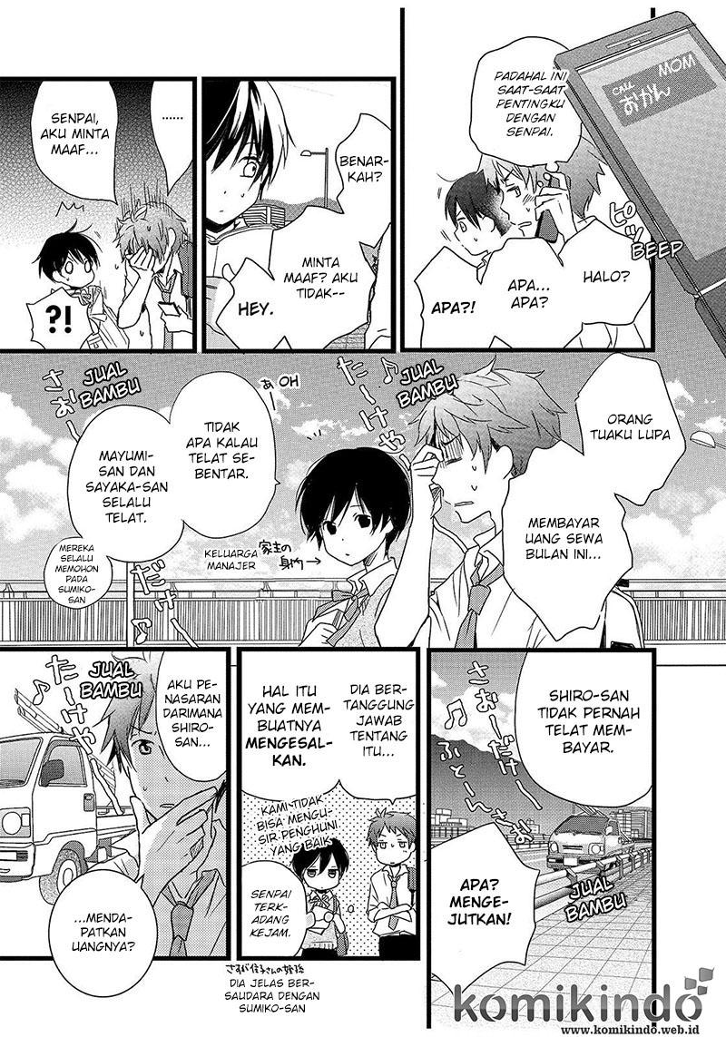 Baca Manga Bokura wa Minna Kawaisou Bahasa Indonesia