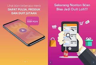 Cara dapat duit dari aplikasi Ad-it Forward