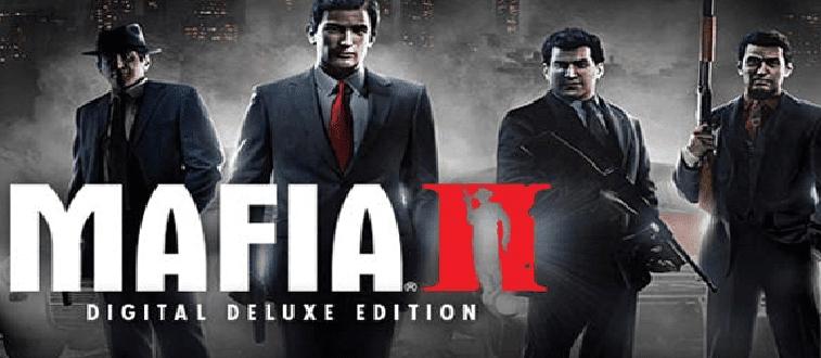 تحميل لعبة مافيا mafia 2 برابط مباشر وسريع مضغوطة للكمبيوتر مجانا