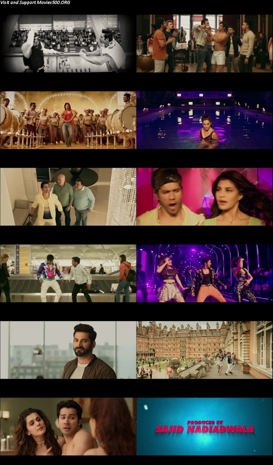 Judwaa 2 2017 Hindi Movie Official Trailer Download 720P at movies500.org