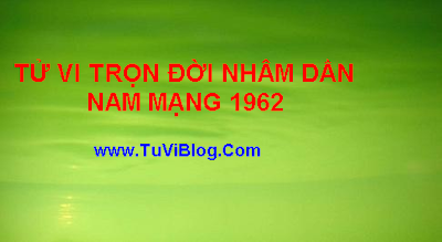 Tu Vi Tron Doi Nham Dan 1962