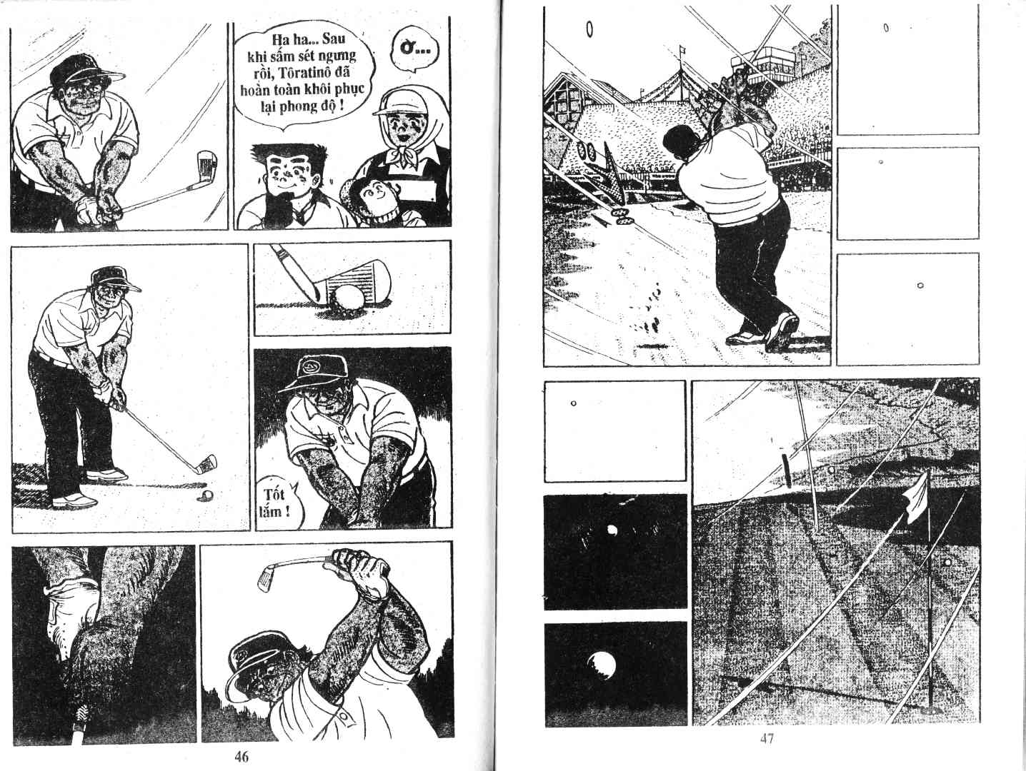 Ashita Tenki ni Naare chapter 48 trang 22