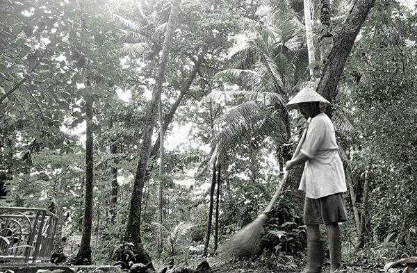 [Humaniora] Menengok Aktivitas Keseharian Juru Kunci Pulau Angsoduo