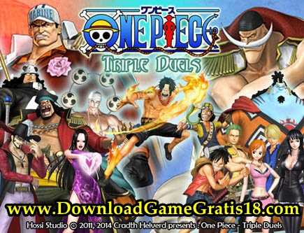 One Piece Triple Duels PC Game Full Version