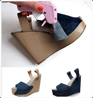 Ayakkabı Modeli Değiştirmek 2