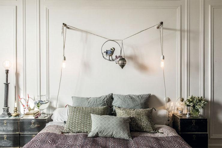 appartement parisien bohème Sophie Duruflé