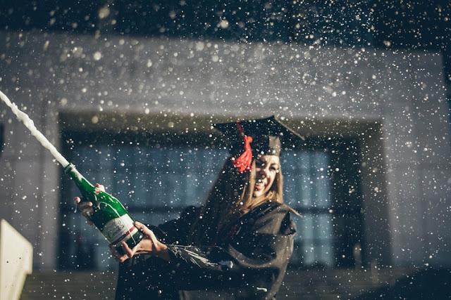 diplomska proslava