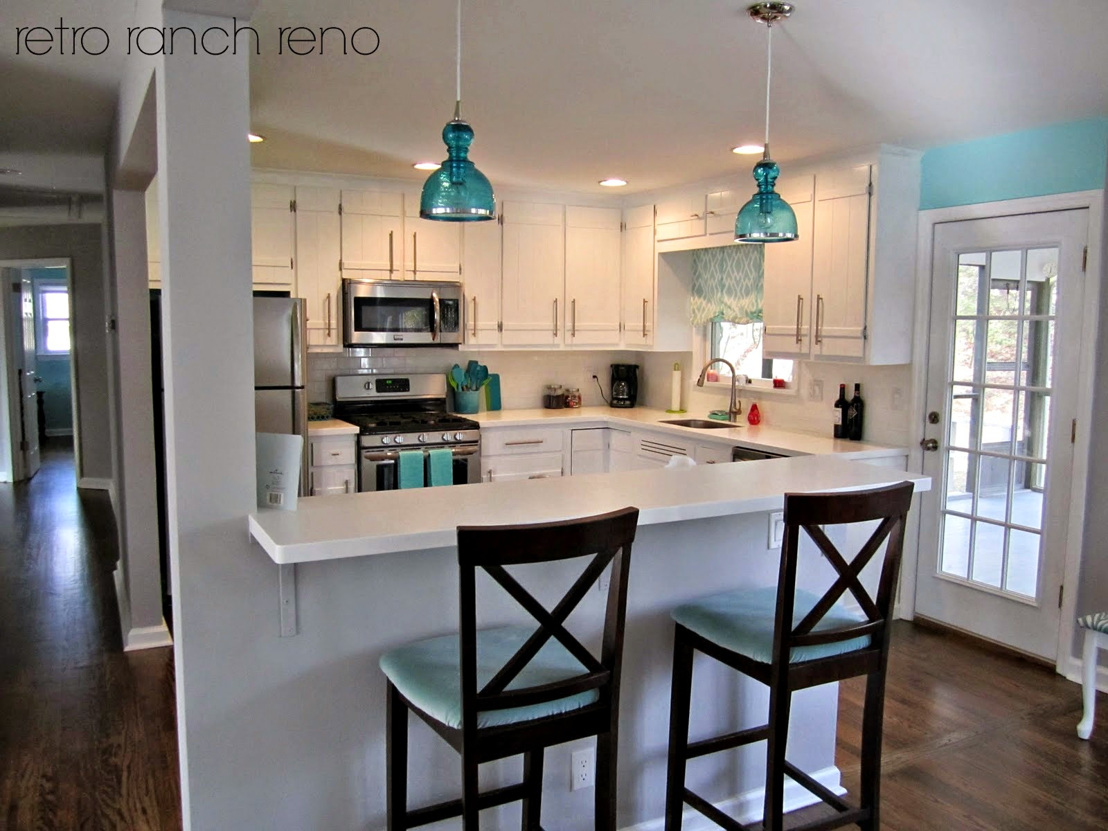 Retro Ranch Reno Kitchen Dreaming With a Little Help