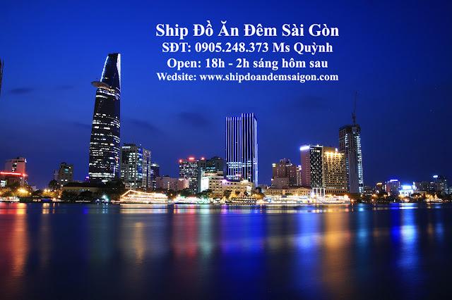 Ship Đồ Ăn Đêm Sài Gòn - SĐT: 0905.248.373 Ms Quỳnh