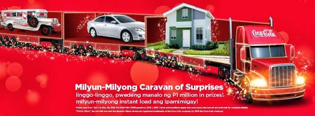 Coca-Cola Milyun-Milyong Caravan of Surprises