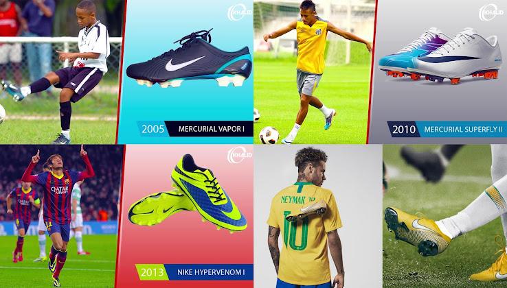 Puma Soon Full Nike Neymar Boots History 2005 2020 Adidas In 2004 Footy Headlines