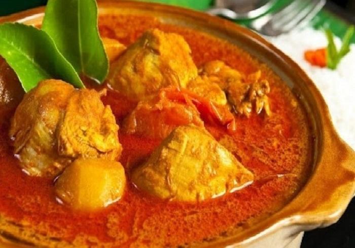 Resep Gulai Ayam Tahu