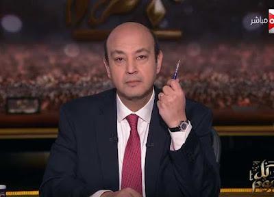 عمرو أديب, الخمس مصريين المحتجزين بتركيا,