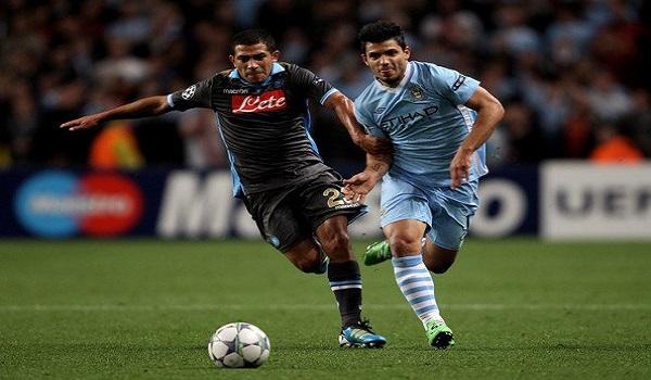 Prediksi Manchester City vs Napoli Liga Inggris