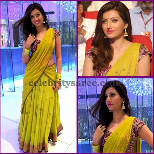 Hamsa Nandini in Shilpa Reddy