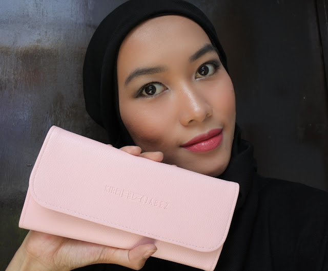 Review Kirei Jabez Eyekit Rose Gold Series