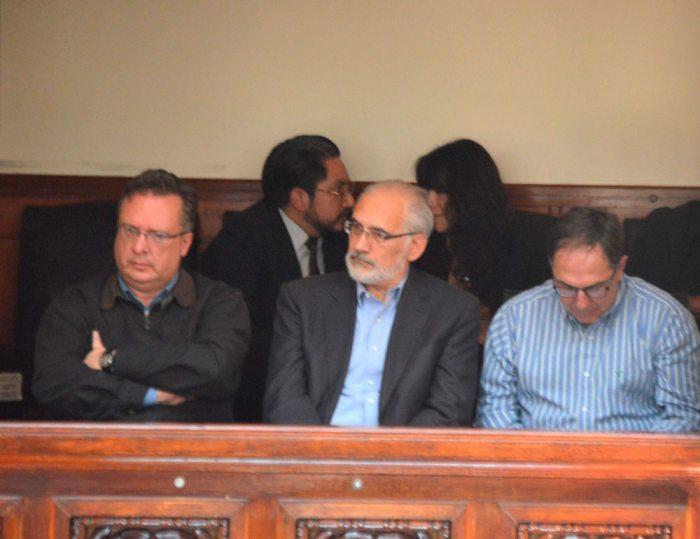 Mesa estuvo presente en la interpelación oficialista a dos ministros ayer / EL DIARIO