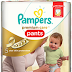 Pampers premium care pants - product review