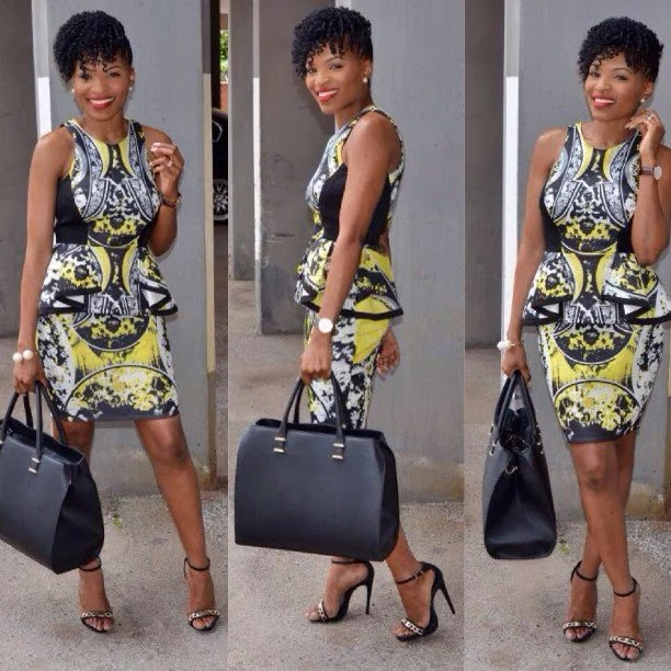 Have a date on friday these trendy ankara styles will make you stand