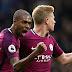 Laporan Pertandingan: West Bromwich Albion 2-3 Manchester City