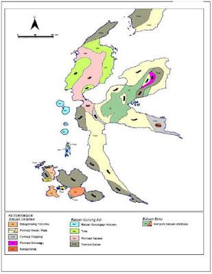 Geologi Regional Pulau Halmahera