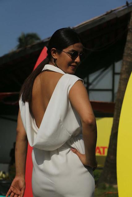 priyanka chopra in baywatch promotions photos