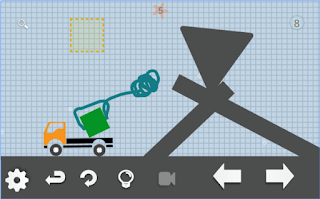 Brain it on the truck Mod Apk Simple game