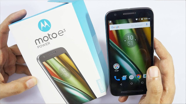 hp tahan lama moto e3 power