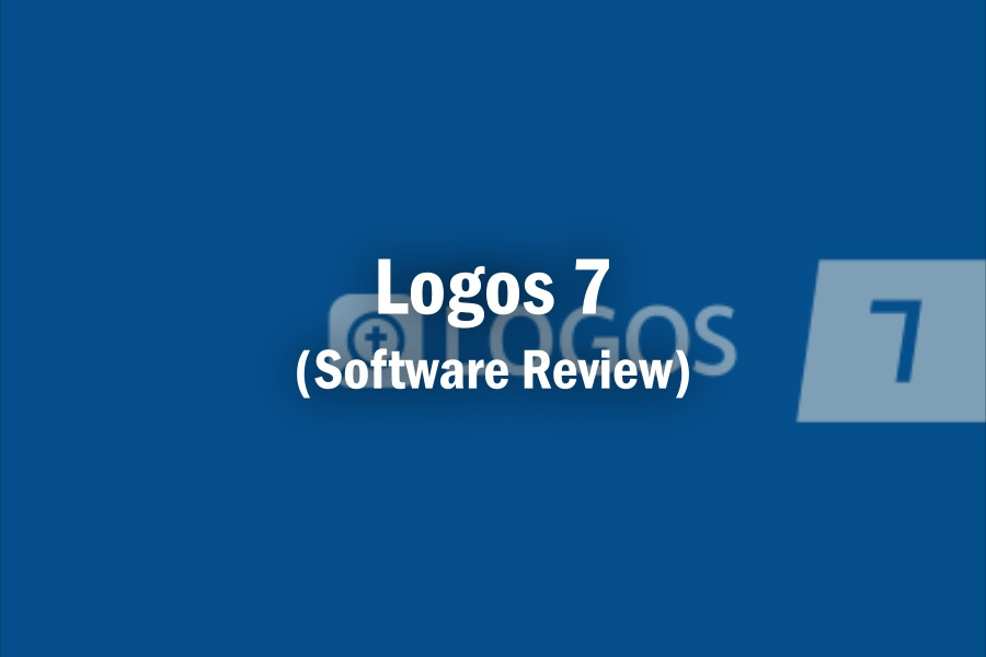 Logos 7 (Software Review)