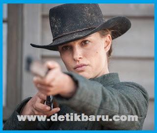 Natalie Portman Pemeran Utama Film Jane Got A Gun