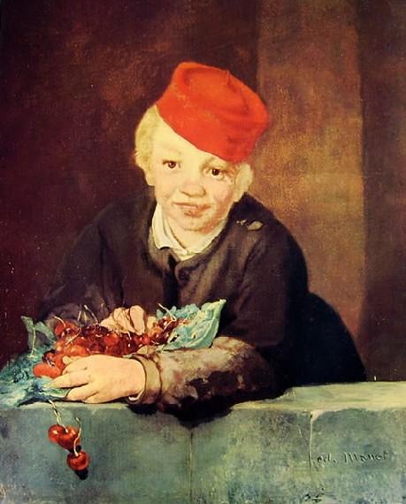 edouard manet dipinti