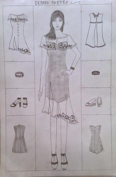 Kumpulan Mewarnai Gambar Sketsa Wajah Wanita Hijab ...