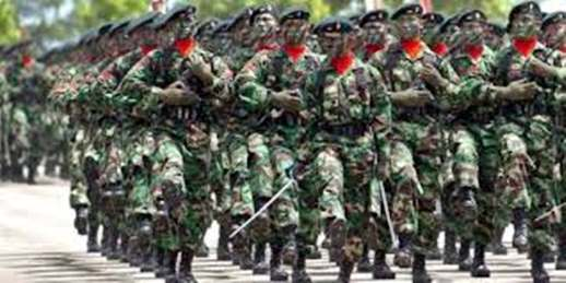 Gambar Tentara Nasional Indonesia (TNI) AD
