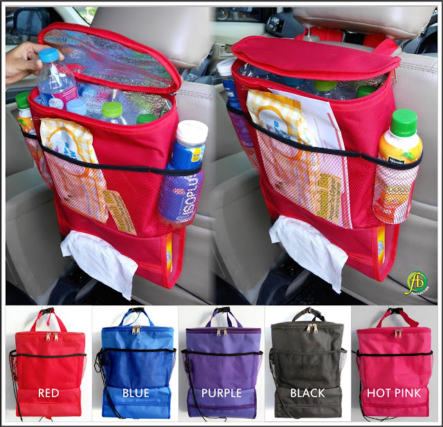 Car Organizer Bottle/Car Seat Organizer Bottle/Seat Organiser/Backseat Organizer