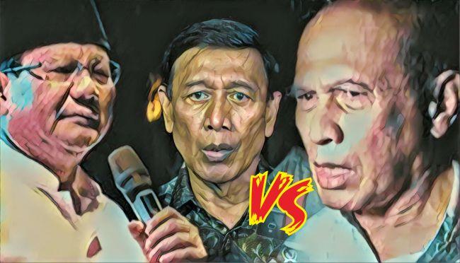Wiranto Tantang Sumpah Pocong, Kivlan: Itu Sumpah Setan