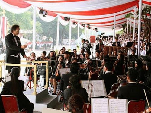 Audisi Gita Bahana Nusantara 2018