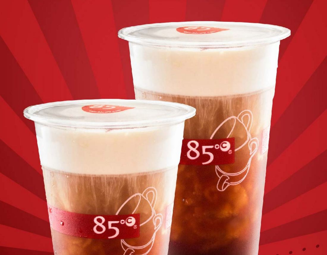 Every Monday | 85 Degrees Offers Sea Salt Coffee For Just 85 Cents! (Any Size!) - EAT WITH HOP!