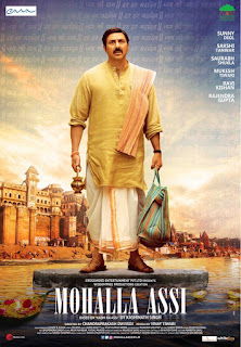 Mohalla Assi First Look Poster 2