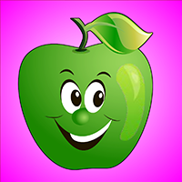 AvmGames Find The Green Apple