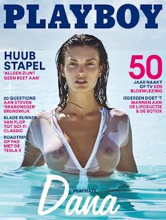 Playboy Holanda – Octubre 2017 PDF Digital
