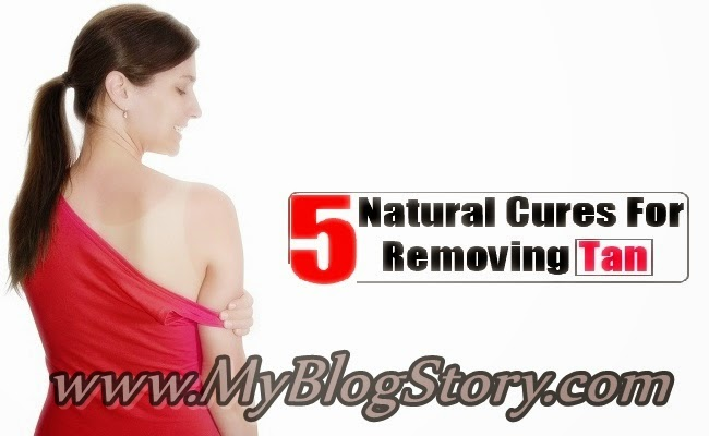 5 Amazing Home Remedies to get rid of SunTan OverNight - Skin care Tips