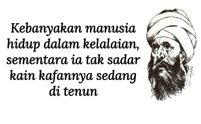 Kata Mutiara Imam Syafii Menggugah Hati Diary Kata