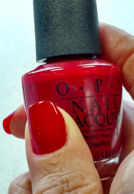 OPI Amore on the Grand Canal